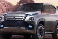 2021 Mitsubishi Montero Wallpaper