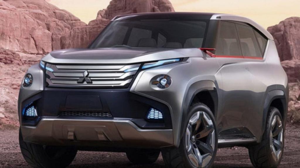 2021 Mitsubishi Montero Wallpaper | US Cars News