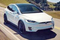 2021 Tesla Model X Engine