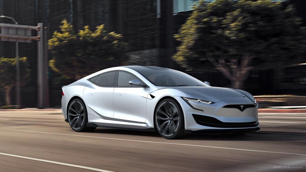 2021 Tesla Model X Wallpapers