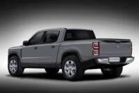 2022 Ford Ranger Concept