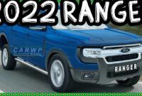 2022 Ford Ranger Images