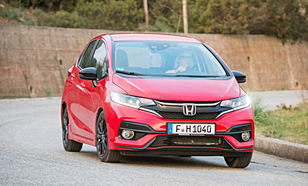 2022 Honda Fit Release Date