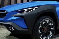 2022 Subaru Crosstrek Exterior