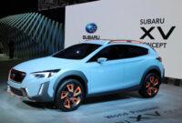 2022 Subaru Crosstrek Spy Shots