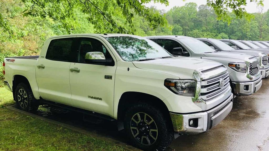 2022 Toyota Tundra Spy Shots | US Cars News