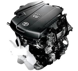 Toyota 1GR-FE 4.0 V6 Engine Specs, Problems, Reliability